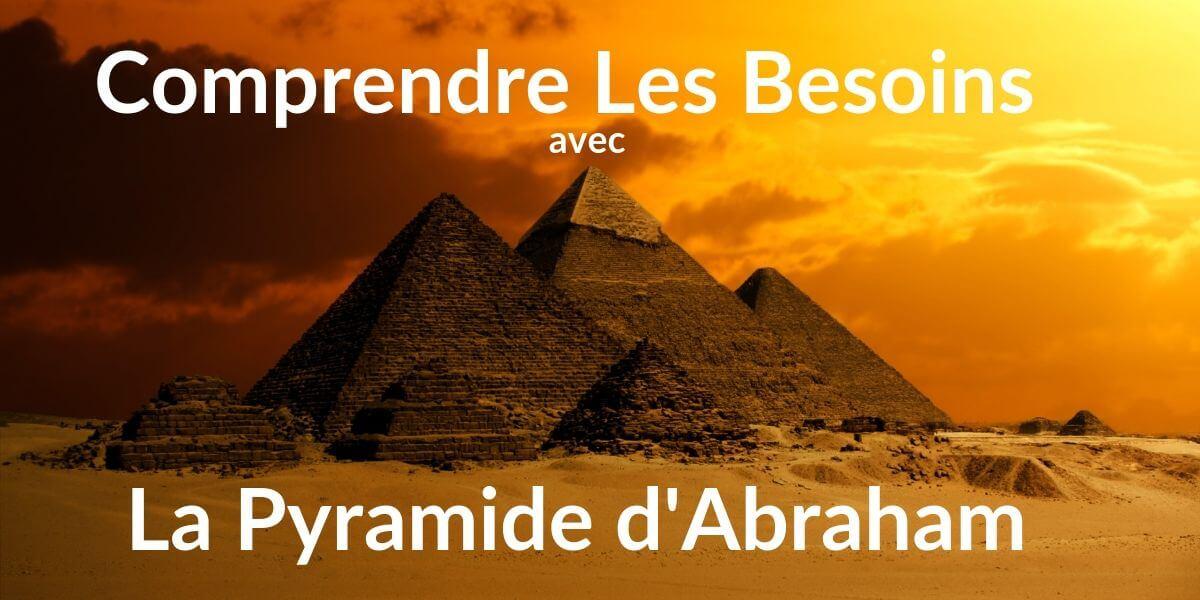 Abraham + Pyramide = un chef d'oeuvre : La Pyramide de Maslow