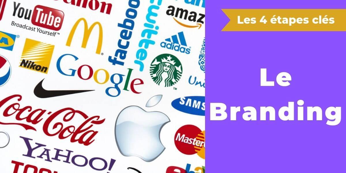 4 étapes clés du branding : l'histoire de la salle