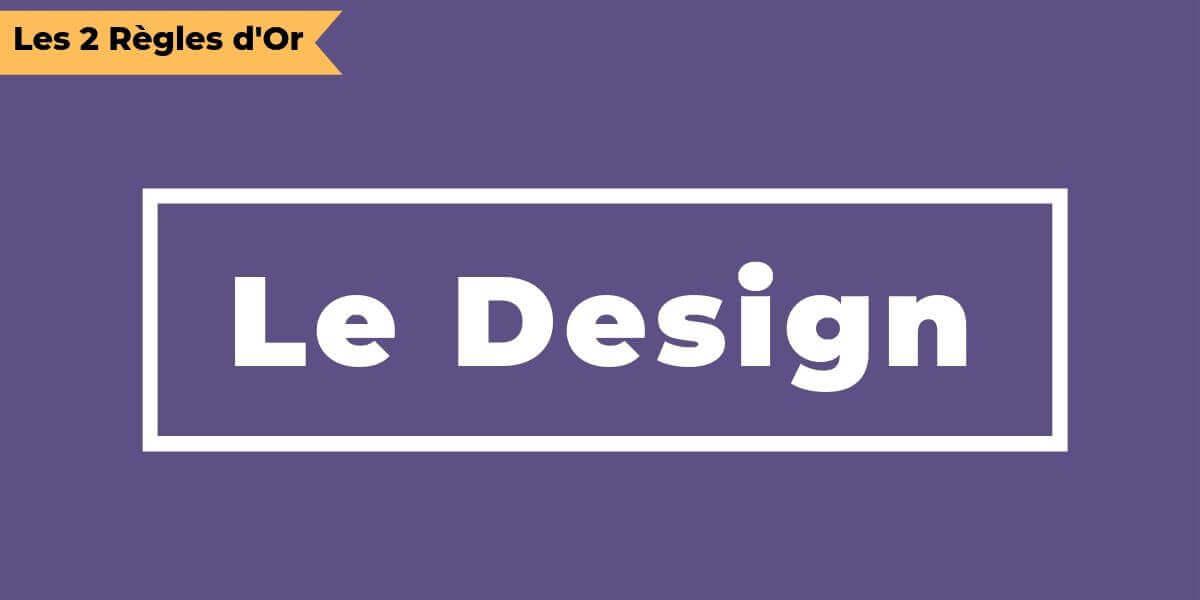 Les 2 règles d'or (le contraste et la…) du design pour être efficace