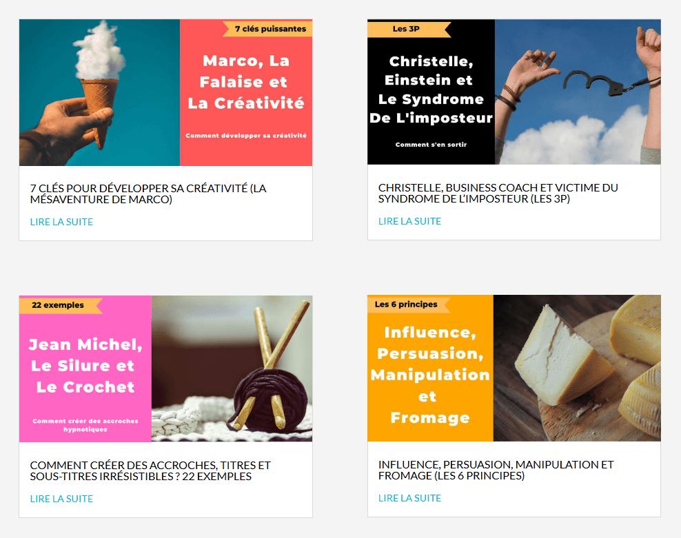 articles content marketing