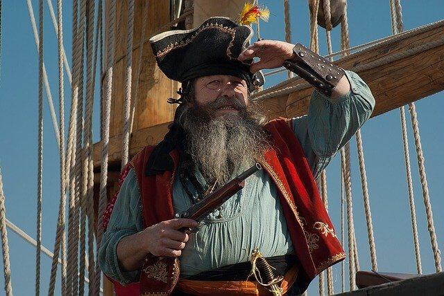 le tunnel AARRR du pirate