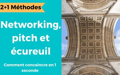 Networking, réseautage et elevator pitch: comment convaincre en 1 seconde