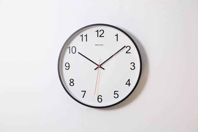 les 12 lois de la gestion du temps