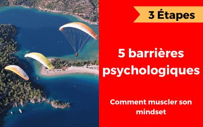 Le mindset : 5 barrières psychologiques du coach
