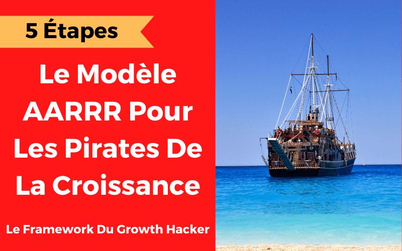 le framework aaarrr, le modèle des pirates